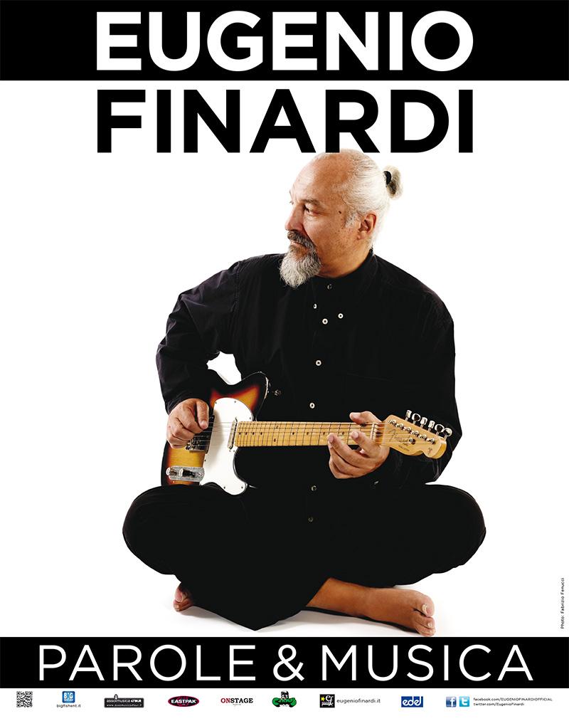 Eugenio Finardi, il nuovo umanesimo tour