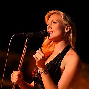 Ashley Locheed & Perugia Big Band